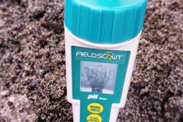 Анализ почвы для газона